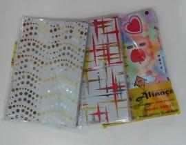 Saquinhos Laminado decorado 10x15,c/100 pçs