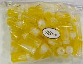 Flaconete c/ Óleo de unção Mirra 5 ml,com 50 pçs