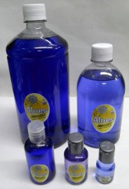 Kit óleo de unção Aloés